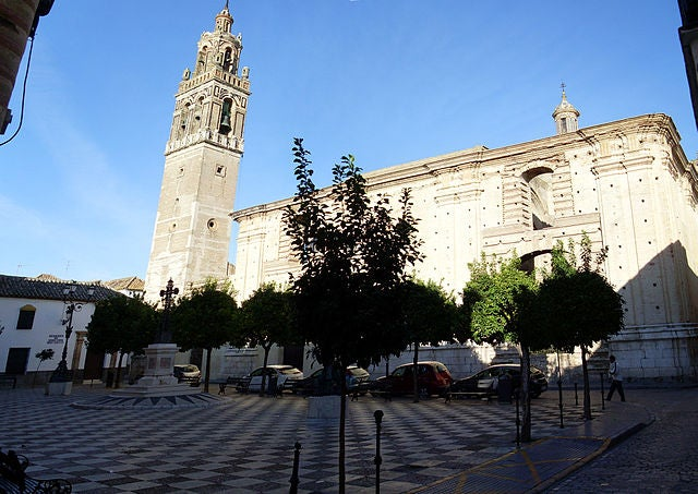 Iglesia de Santa Cruz de Écija