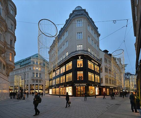 Goldenes Quartier en Viena