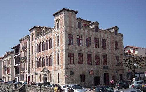 Casa de la Infanta en San Juan de Luz