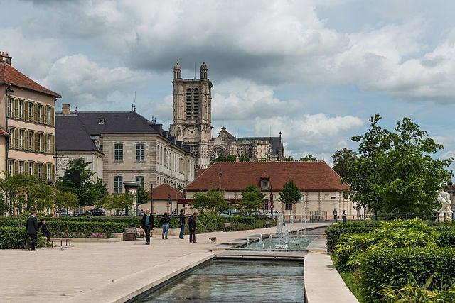 Plaza de la Liberación de Troyes