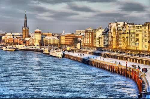 Dusseldorf, una ciudad alemana muy tradicional