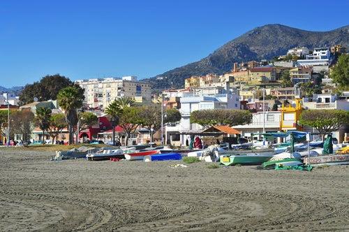 Pedregalejo uno delos rincones de Málaga más bonitos