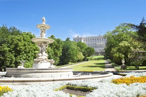 Los Jardines del Campo del Moro, visita imprescindible en Madrid