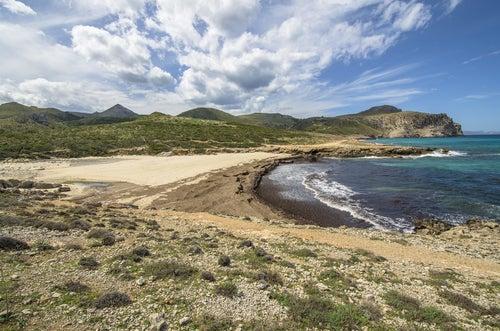Sa Font Celada, una de las playas nudistas de España