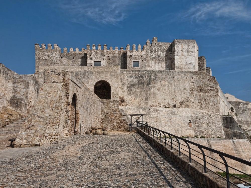 Castillo de los Guzmanes en Tarifa