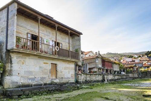 Casas de Combarro