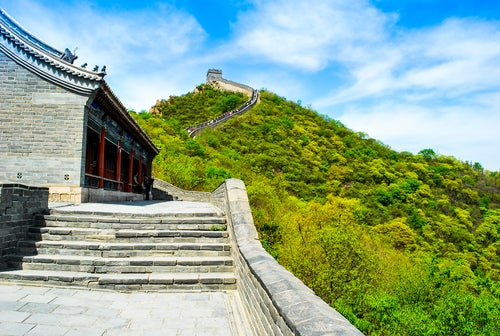 Paso Juyong en la Gran Muralla China