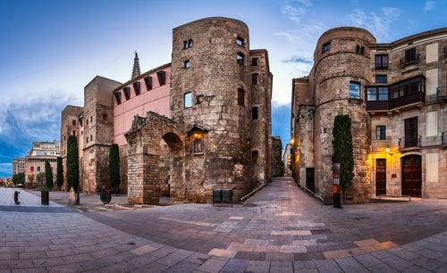 Te mostramos 5 rincones secretos de Barcelona
