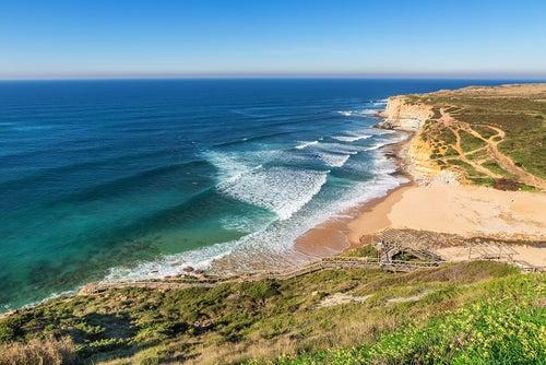 Playas de Portugal, vista de Ericeira