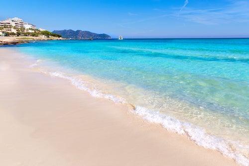 Cala Millor, un lugar para alojarse en Baleares