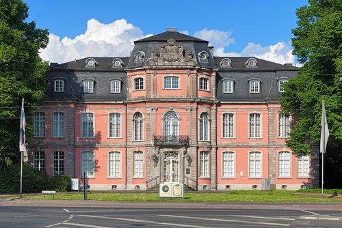 Castillo Jagerhoff en Dusseldorf