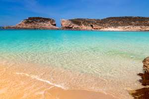 Playas de Malta, Blue Lagoon