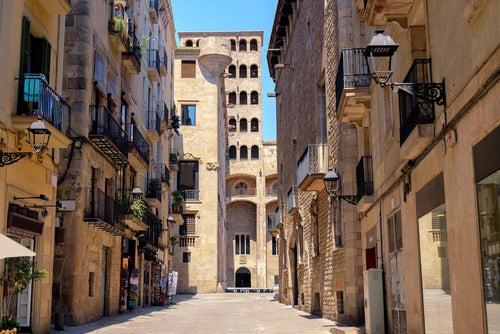 BarrioGótico, un lugar par alojarse en Barcelona