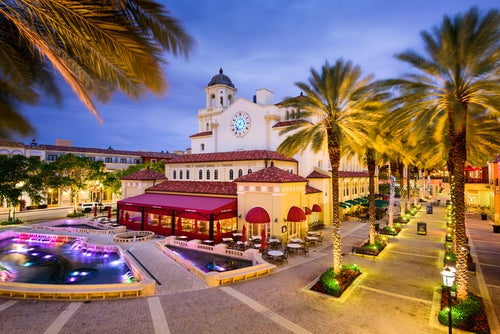 Cityplace en West Palm Beach