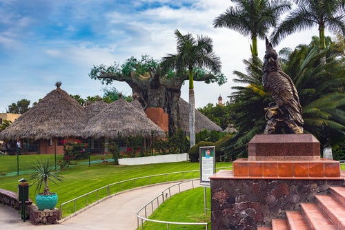 Loro PArque, uno de los lugares que ver en Tenerife