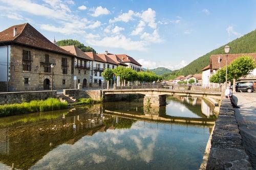 Otsagabia en Navarra