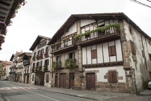 Bera de Bidasoa en Navarra