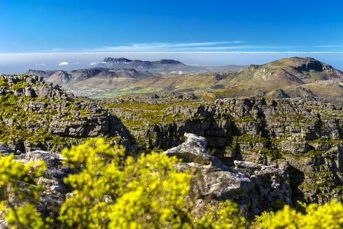 Montaña de la Mesa en Ciudad del Cabo