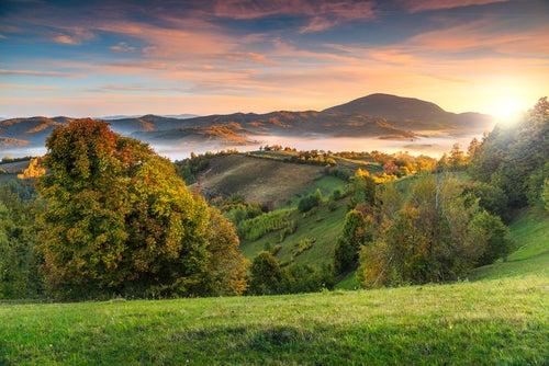 Holbav en Transilvania