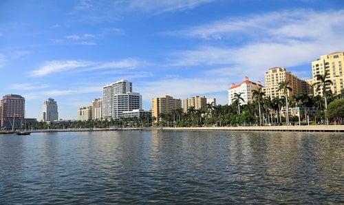 West Palm Beach, visitamos un lugar de película