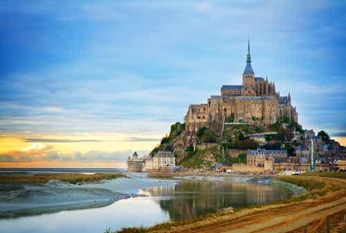 Visitamos el espectacular Mont Saint-Michel en Francia