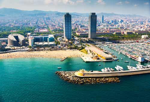 Dónde alojarse en Barcelona, opciones para todos