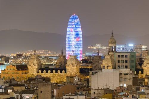 Torre Abgar en Barcelona