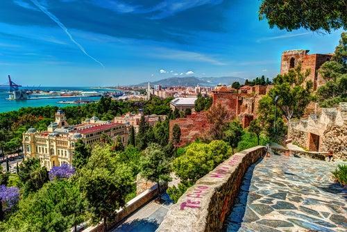Rincones de Málaga, una capital andaluza que te sorprenderá