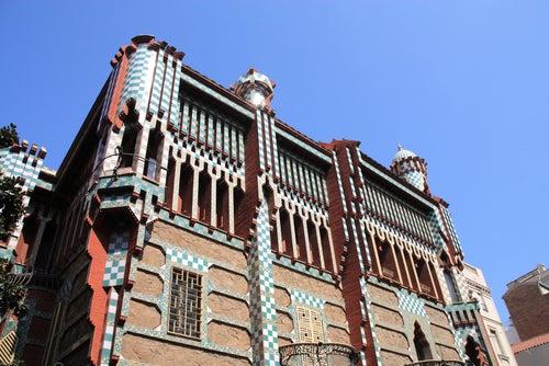 Casa Vicens, uno de los lugares secretos de Barcelona