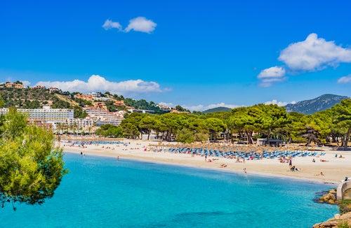 Santa Ponsa, lugar para alojarse en Mallorca