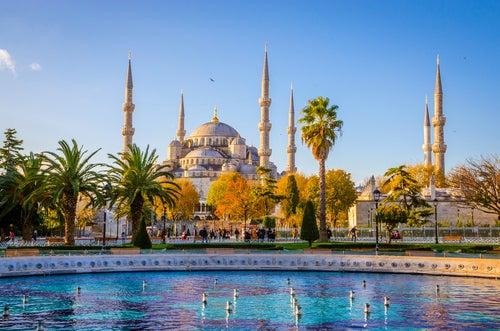 Estambul, la bella capital del Imperio otomano