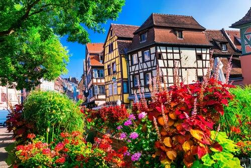 Una ruta en coche por los pueblos más bonitos de Alsacia