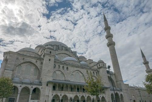 Suleimaniye en Estambul