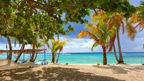 Isla Catalina cerca de Punta Cana