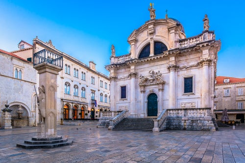 Iglesia de San Blas en Dubrovnik