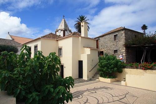 Casa de Cristóbal Colón en Porto Santo