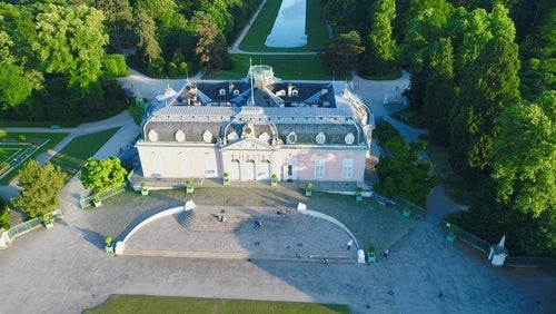 Palacio de Benrath en Dusseldorf