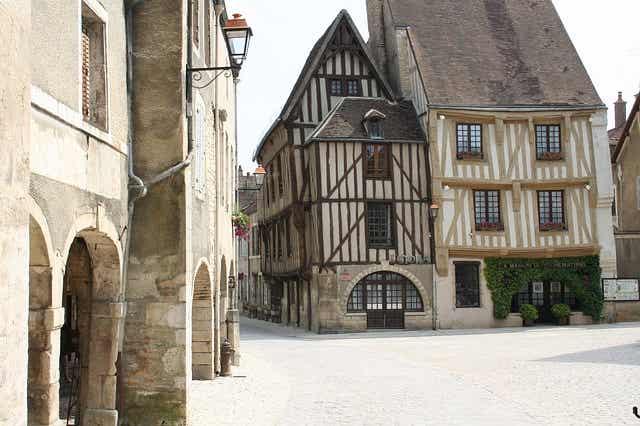 Visitamos Troyes, el arca medieval francés