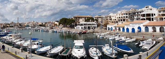 Puerto de Cala Ratjada