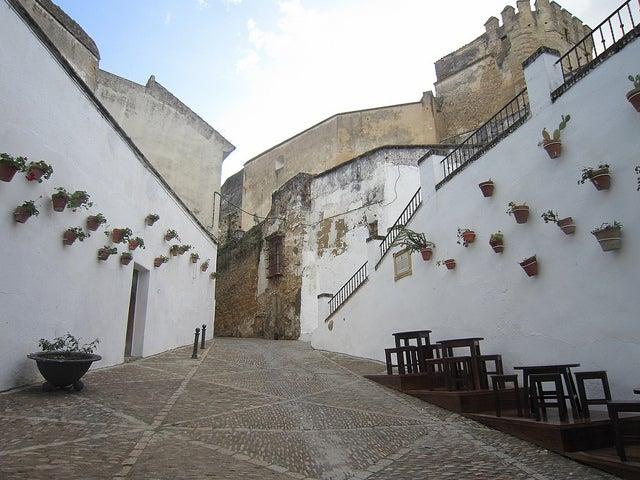 Calle de Arcos de la Frontera