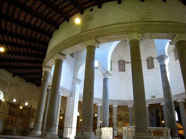 Santo Stefano Rotondo, uno delos rincones secretos de Roma