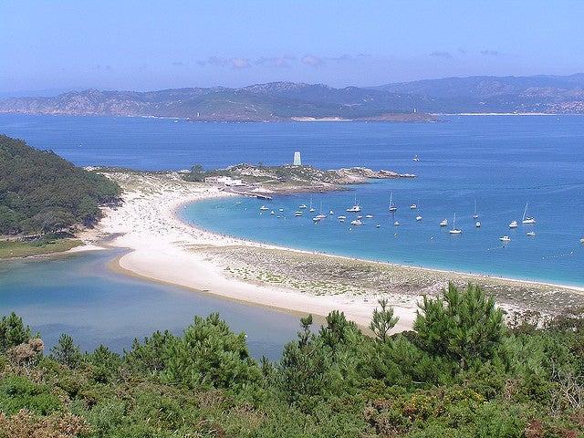 Playa de Rodas, la mejor playa del mundo