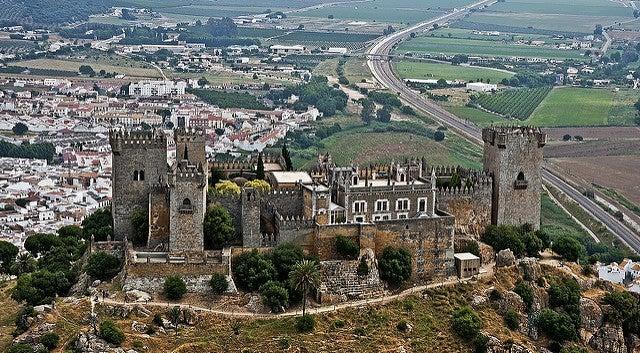 Castillo de Almodóvar del Río