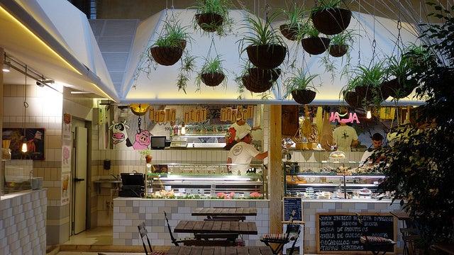 El Huerto deLucas, uno de los supermercados ecológicos en Madrid