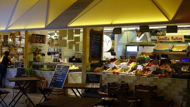 Los supermercados ecológicos en Madrid