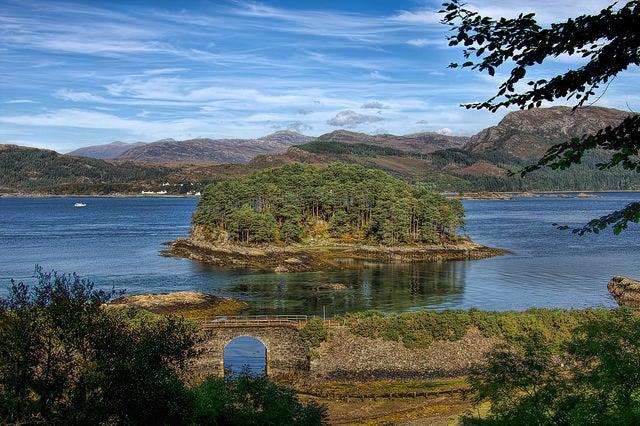 Lochcarron,lugar con encanto en Escocia