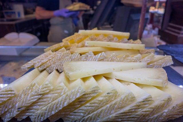 Queso manchego, uno de los mejores quesos de España