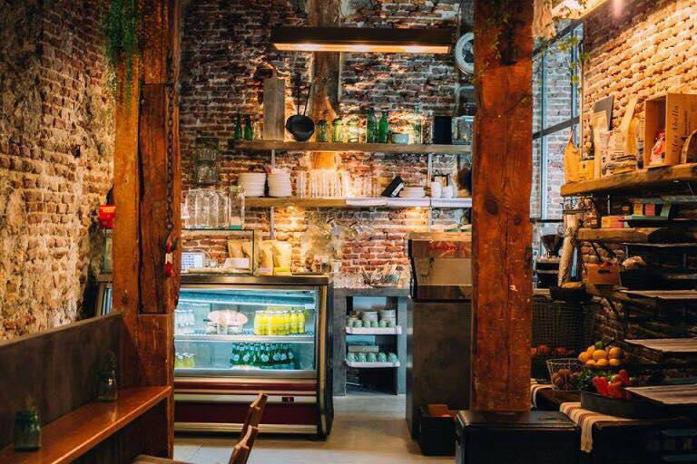 Pum Pum Café, uno delos mejores brunch de Madrid