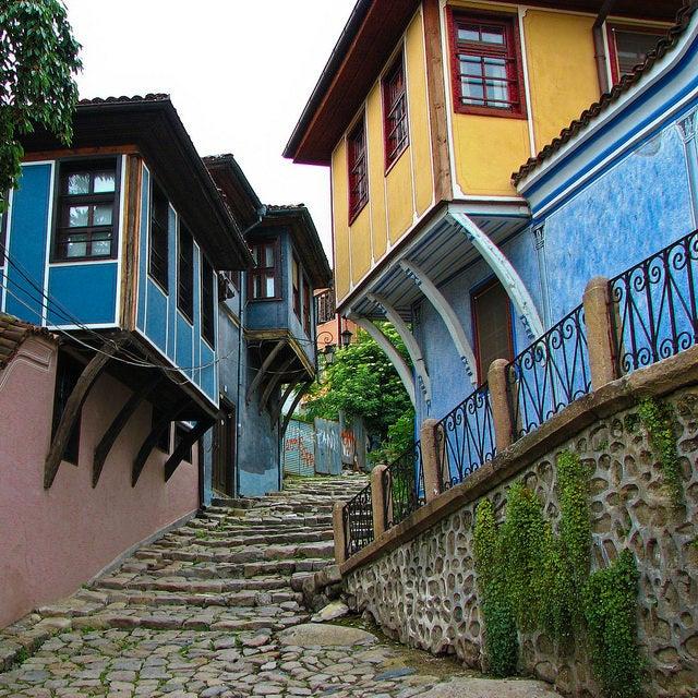 Casas en Plovdiv