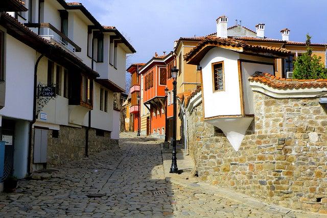 Plovdiv, la segunda ciudad más grande de Bulgaria